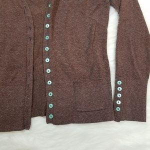 Anthropologie Sweaters - Anthropologie Monogram multi button cardigan
